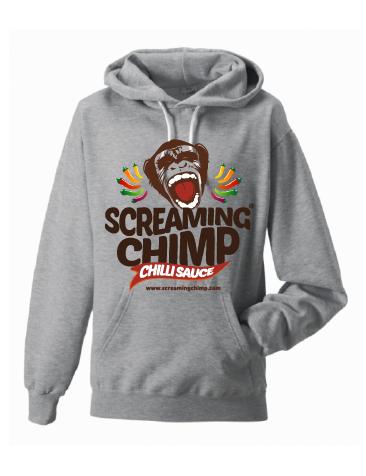 Screaming Chimp Hoodie