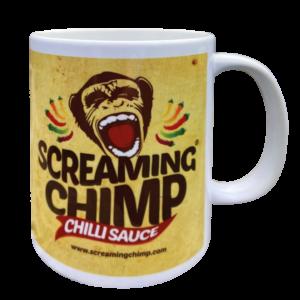 Screaming Chimp Mug