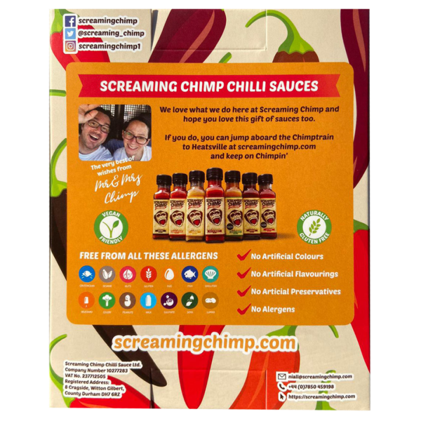 Chilli Sauce Gift Pack