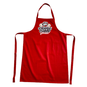 Screaming Chimp Apron