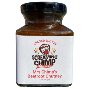 Mrs Chimp's Beetroot Chutney