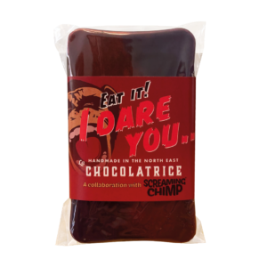 Eat It! I Dare You - Chilli Chocolate Bar - La Chocolatrice