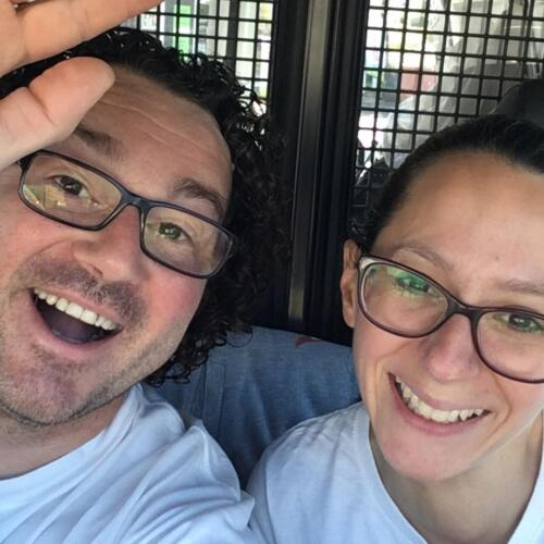 Mr & Mrs Chimp